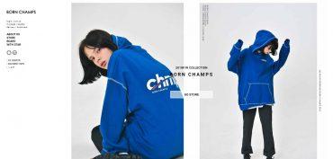 韓国ファッション通販サイトのBORN CHAMPS(ボーンチャンプス)