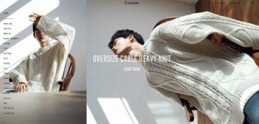 韓国ファッション通販サイトのD・answer(ディアンサー)