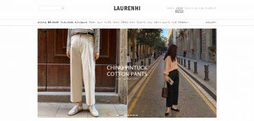 韓国ファッション通販サイトのLAURENHI(ローレンハイ)